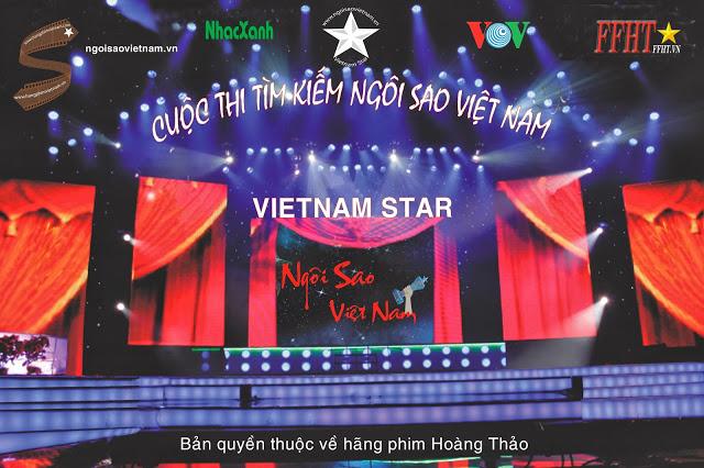 Kết quả cuộc thi Ngôi Sao Việt