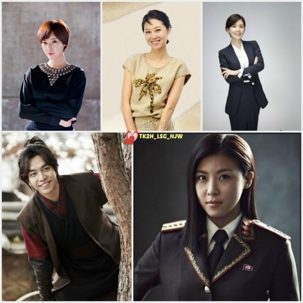 5 diễn viên Hàn chọn phim giỏi nhất